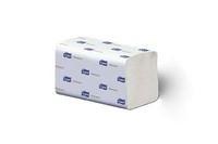 Billede af Håndklædeark Tork Xpress Premium H2 Multifold Soft 2-lag 34x21.2 cm,21 pk. x 110 Stk/krt