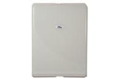 Billede af Dispenser håndklædeark Pristine Z-fold M-fold og C fold plast Hvid,1 Stk