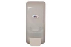Picture of Dispenser sæbe skum Pristine 1.0 liter refill Plast Hvid,1 Stk