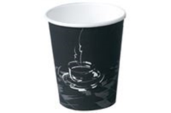 Picture of Kaffebæger pap 25 cl Coffee Cup 8 oz,50 Stk/ps