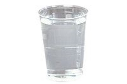 Picture of Plastglas 20 cl klar plast højde 100 mm PS,50 Stk/pk