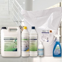 Billede til varegruppe Rengøringsartikler