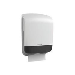 Billede af Dispenser håndklædeark Katrin arkbredde over 21 cm Plast Hvid,1 Stk