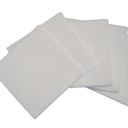 Billede af Universalklud 150 gr uden microplast 38x38 cm hvid,20 stk/pk