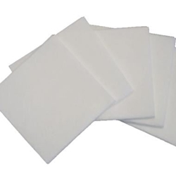 Picture of Universalklud 150 gr uden microplast 38x38 cm hvid,20 stk/pk