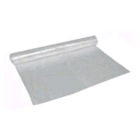 Billede af Spandepose med fals kompakt 50 ltr 600x850 mm 7 my HDPE klar,20 rl x 50 stk/krt