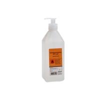 Picture of Hånddesinfektion gel Plum 85% ethanol i pumpeflaske 600 ml,600 ml/fl