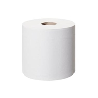 Picture of Toiletpapir Tork SmartOne T9 mini 2 lag hvid 111.6 m. 630 ark,1x12 Rl/krt