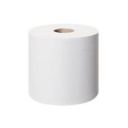 Billede af Toiletpapir Tork SmartOne T9 mini 2 lag hvid 111.6 m. 630 ark,1x12 Rl/krt